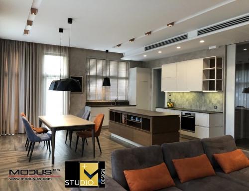 Всекидневна MODUS KS & M plus design studio