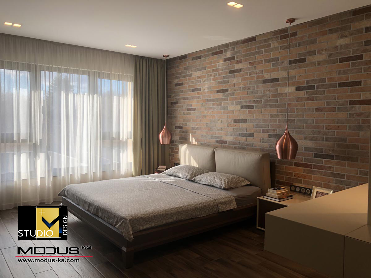 Спалня MODUS KS & M plus design studio