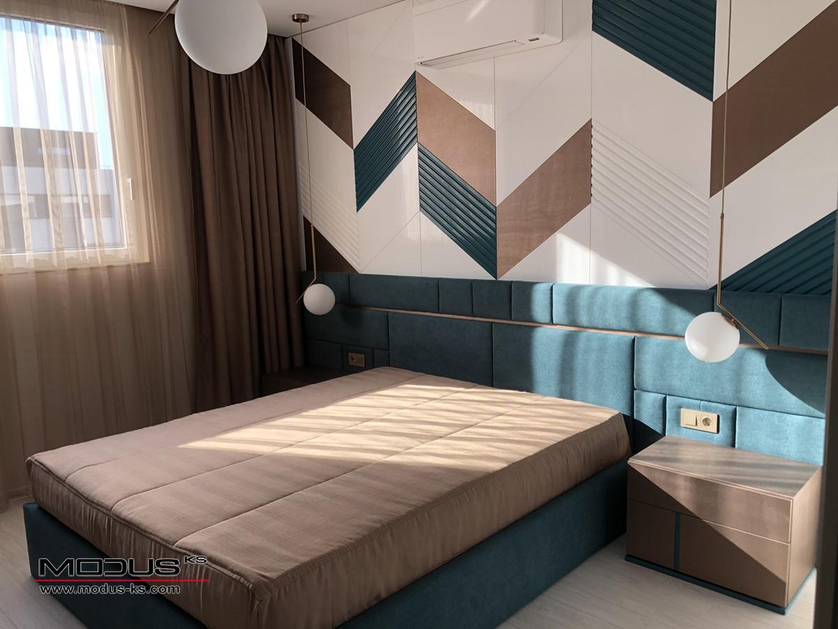 Спалня ГЛАНЦ