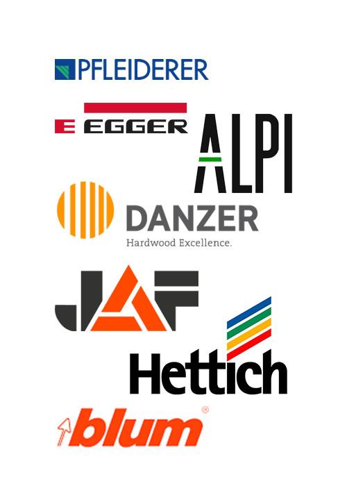 модус материали лого