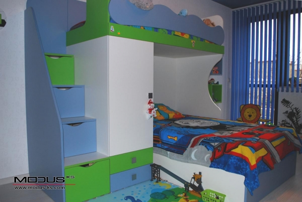 модус - детска стая