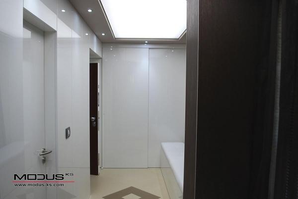 модус - коридор