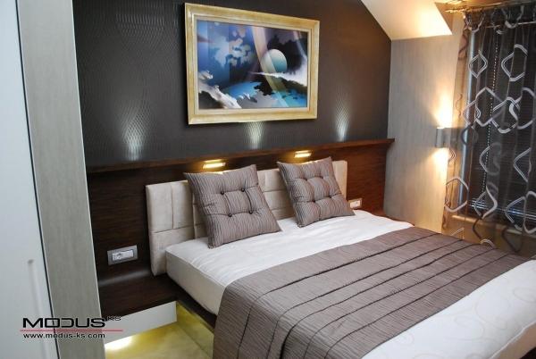 модус - спалня